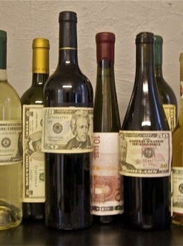 WINE 101: UNDERSTANDING WINE PRICES.  A great idea to help some people truly enjoy what is in their glass, rather than just drink it.