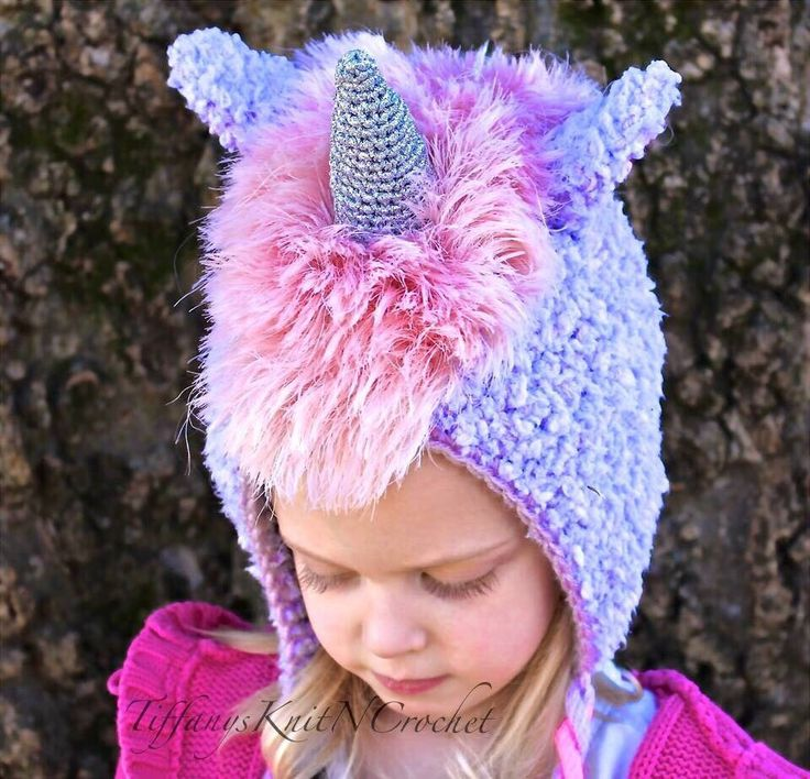 Knitting Pattern For Unicorn Hat : 1000+ ideas about Unicorn Hat on Pinterest Crochet Unicorn, Crocheting and ...
