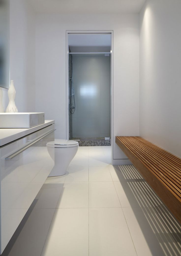 bathroom seat