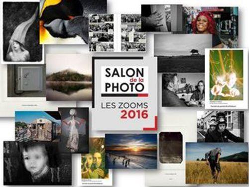 Pour la septième année, le Salon de la Photo récompensera 2 photographes en attribuant le ZOOM du Public et le ZOOM de la Presse Photo. Les Zooms 2016 Participez ! Votez pour désigner le lauréat des ZOOMS 2016 et recevez votre entrée gratuite au Salon...