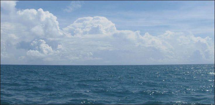 Der Golfstrom ist wichtig für das milde Klima in Westeuropa. - NOAA
