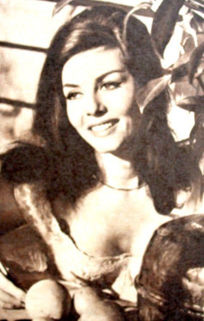 OĞUZ TOPOĞLU : michelle mercier hayat dergisi 1962 senesi sinema ...