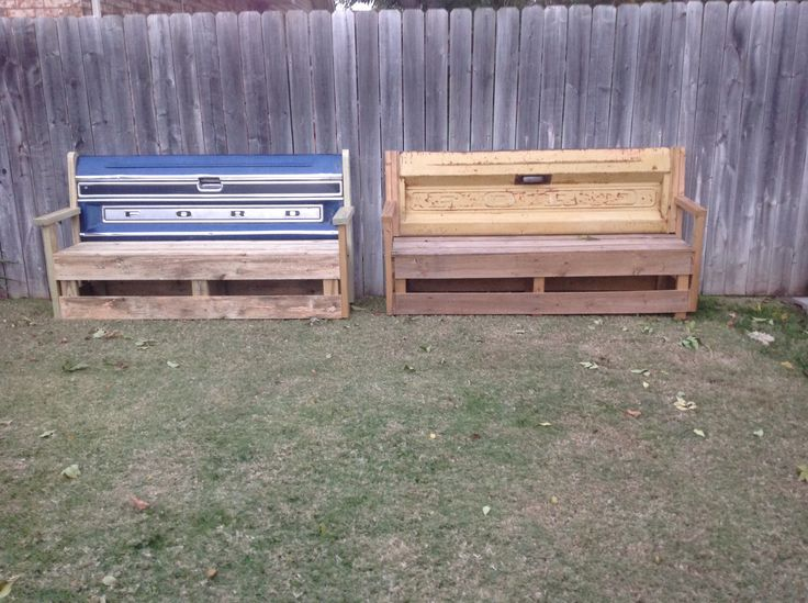 tailgate benches for sale tailgate bench ideas for the dodge and chevy tailgates. Black Bedroom Furniture Sets. Home Design Ideas