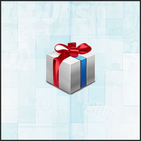 Lootchest als Geschenk