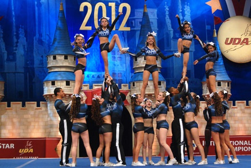 Allstar Cheerleading