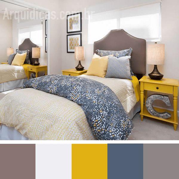 cores quartos