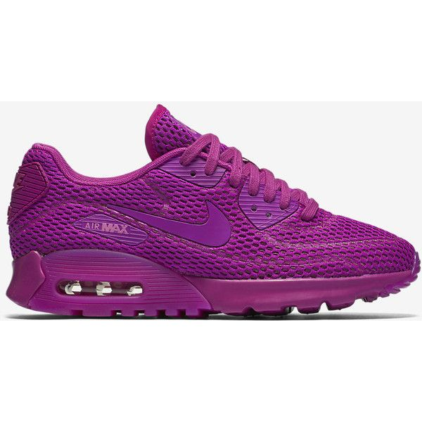 Manufacturers Supply Nike WMNS AIR MAX 90 ULTRA BREEZE Womens 725061 500 Hyper Violet/Viola Nike Womens