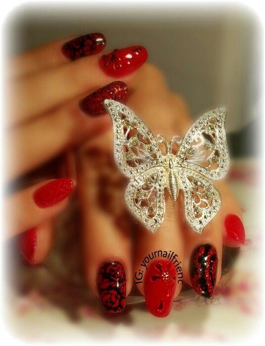 26 best Gel nails. My work images on Pinterest   Gel nails, Gel nail ...