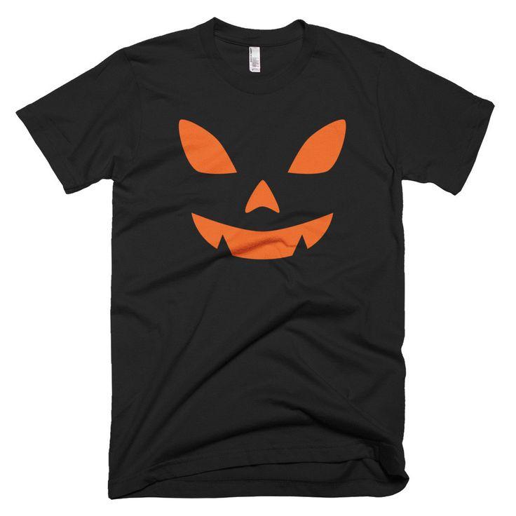 Halloween T-Shirt Funny PUMPKIN Halloween Costume Short sleeve t-shirt