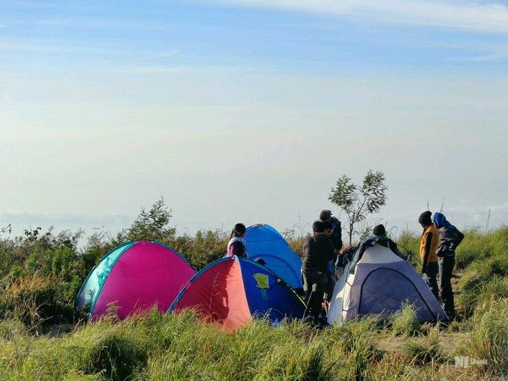 Colorfull of Camping