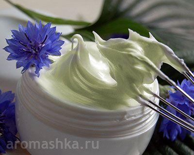 Рецепты домашней косметики (фото 2): Крем-маска для век ПРОБУЖДЕНИЕ - aromashka.ru