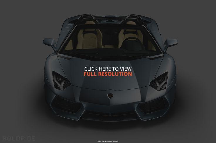 2013 Lamborghini Aventador LP700-4 Roadster