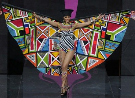 Miss Universe 2013 South Africa