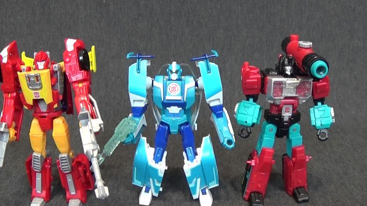 Hasbro Transformers Robots in Disguise Combiner Force Warriors Class Blu...