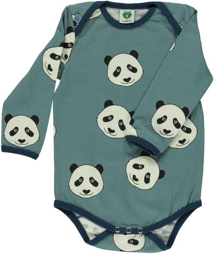 Body med panda hoved