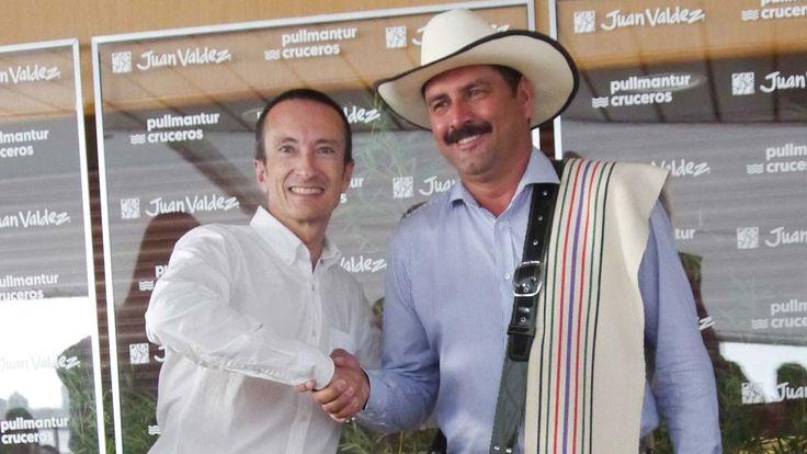Pullmantur ofrecerá en sus cruceros café Premium colombiano Juan Valdez