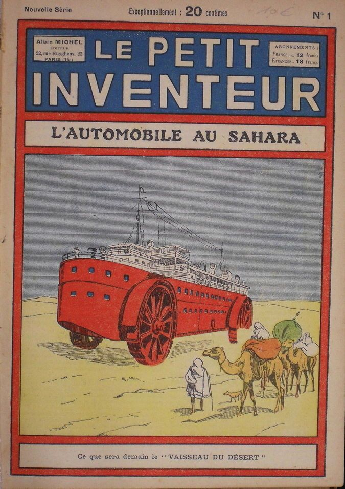 Weird transport, desert travel, future science, bizarre vehicles
