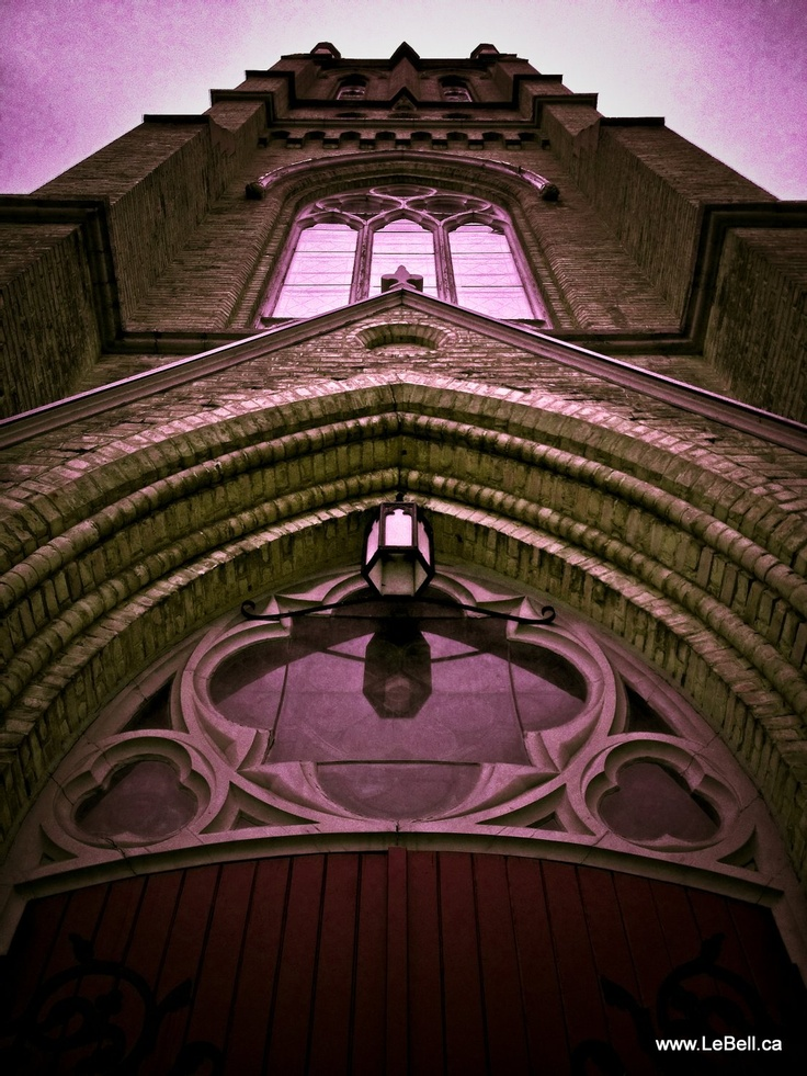 George Street United Church in Peterborough, Ontario