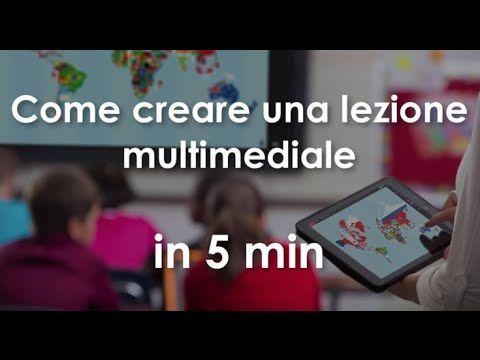 Come creare lezioni con ClassFlow in 5 min - YouTube