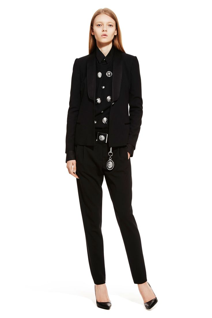 jackets for women canada Versus Versace Fall 2015 Ready to Wear Collection Photos   Vogue