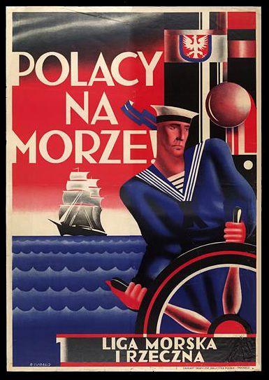 1930 - Liga Morska i Rzeczna.