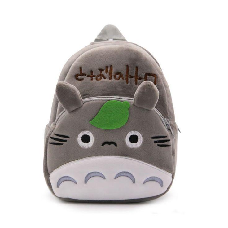 $5.94 (Buy here: https://alitems.com/g/1e8d114494ebda23ff8b16525dc3e8/?i=5&ulp=https%3A%2F%2Fwww.aliexpress.com%2Fitem%2FChildren-s-Gifts-Kindergarten-Boy-Totoro-Backpack-Plush-Baby-Children-School-Bags-For-Girls-Teenagers-Kid%2F32780031558.html ) Children's Gifts Kindergarten Boy Totoro Backpack Plush Baby Children School Bags For Girls Teenagers Kid Plush Toy Bag mochila for just $5.94