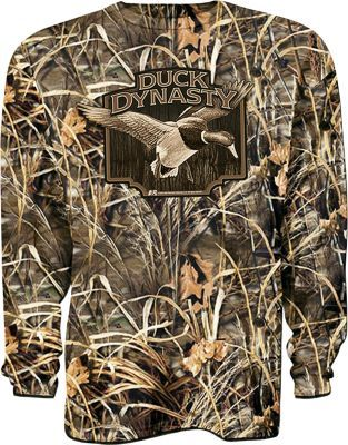 Duck dynasty clothing store