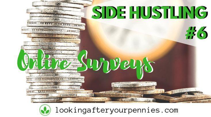 Side Hustling #6 – Household Money Saving (Online Surveys #Household #Hustli… – Money Earn