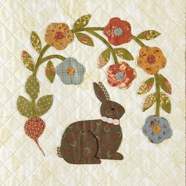 Baltimore Bunnies - by Bunnyhill Designs. I still love this one.
