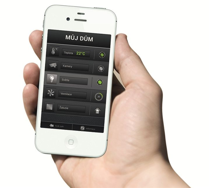 Aplikacia iHC-MIRF
