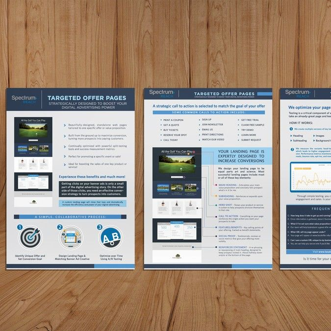 Product Sales Sheet - Quick Turnaround by 2011