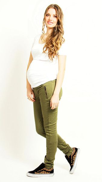 The Army Skinny is the new maternity must have .