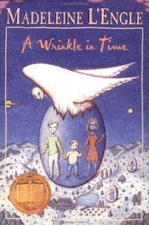 Who wrote a wrinkle in time book