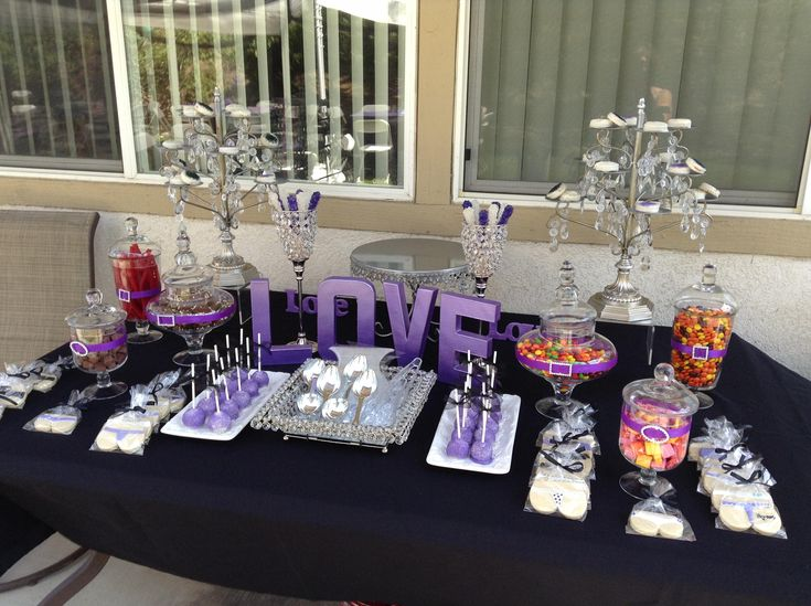 amazing wedding sweet buffet solid colored candy in stock order online or come