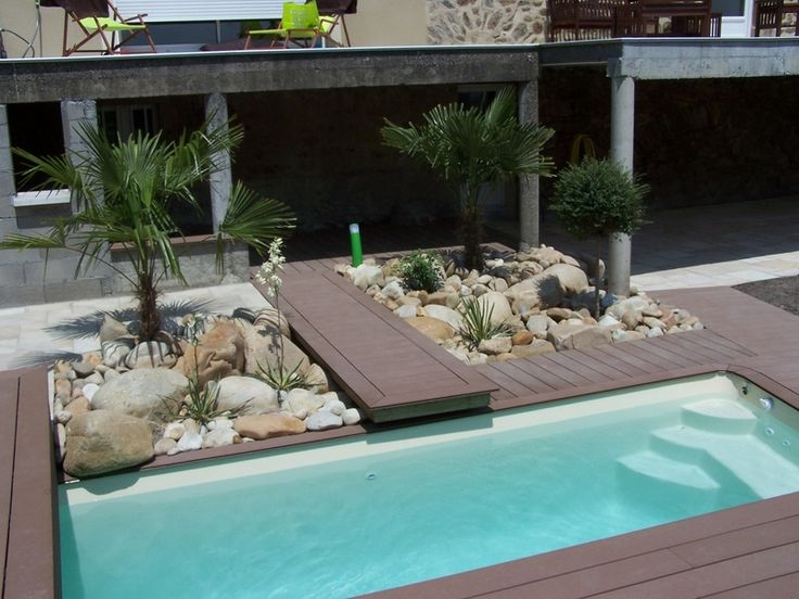 les 25 meilleures id es concernant piscine coque sur pinterest piscine de plage piscine coque. Black Bedroom Furniture Sets. Home Design Ideas