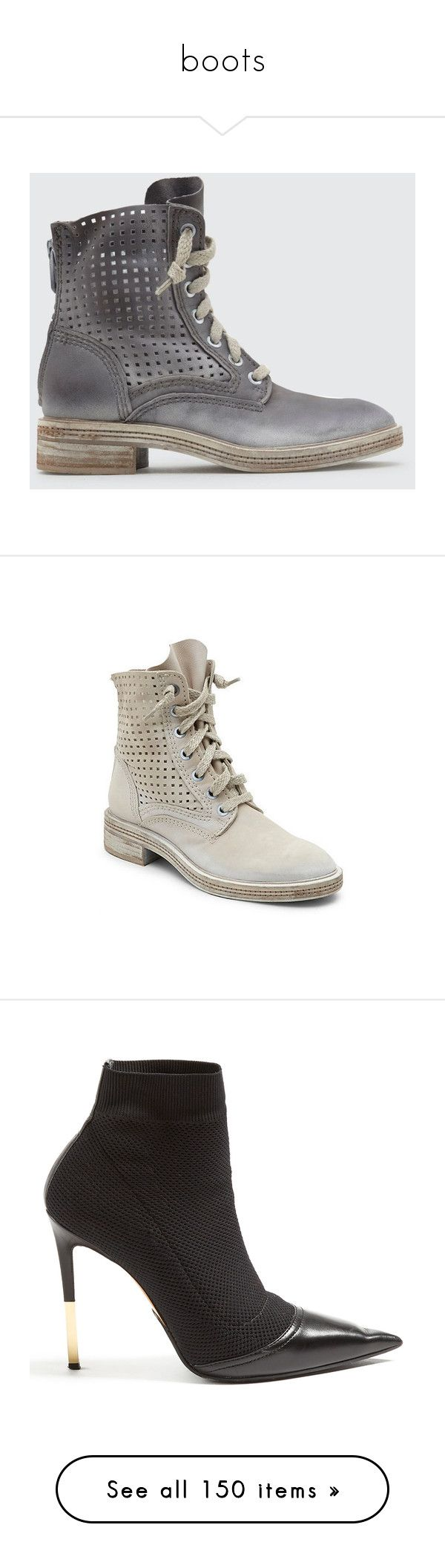 """boots"" by stacy-hardy ❤ liked on Polyvore featuring shoes, boots, green, flat leather boots, platform shoes, leather hiking boots, platform boots, flat shoes, zip boots and dolce vita shoes"