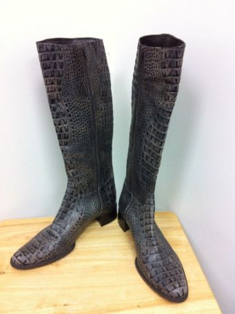 fabulous new Arnold Chirgin boots only $39.99 from Sisters