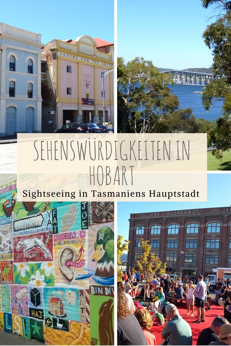 Was tun in Hobart? Wir zeigen dir die Sehenswürdigkeiten in Hobart - der Hauptstadt von Tasmanien. Entdecke alle Hobart-Highlights für deine Tasmanien-Reise