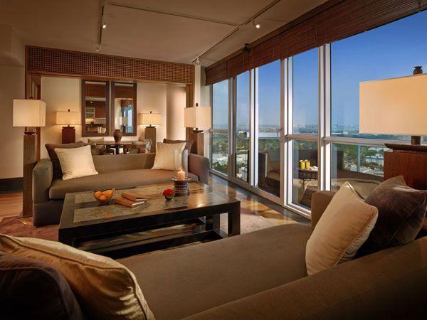 The Ocean Suites - Entertainment Suites, Three-Bedrooms Suites in Miami Beach - Suites on South Beach | The Setai, Miami Beach