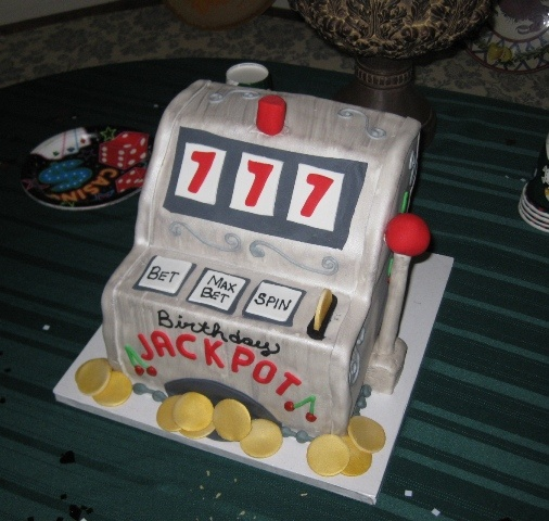 1000 Images About Cake Design For Casino Theme Party On
