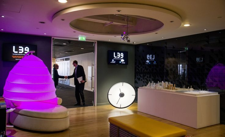 At Level39, high potential entrepreneurs mingle with some of the world's most influential technology buyers and investors - and it's a pretty awesome space...  https://hubblehq.com/office-space/5/level39/2294