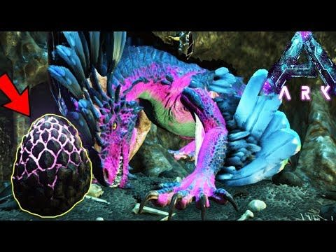 nice Ark Aberration - THEY EXIST?! LVL 720 ROCK DRAKE EGG FINDING