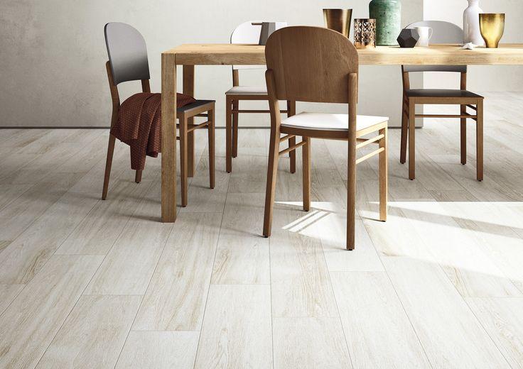 #Imola #Q-Style Bianco Natural Sand textured 30x120 cm 2012W | #Porcelain stoneware #Wood #30x120 | on #bathroom39.com at 50 Euro/sqm | #tiles #ceramic #floor #bathroom #kitchen #outdoor