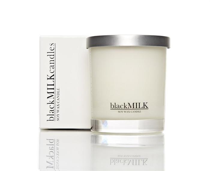 blackMILK Candles | Vanilla - Classic Glass Candle