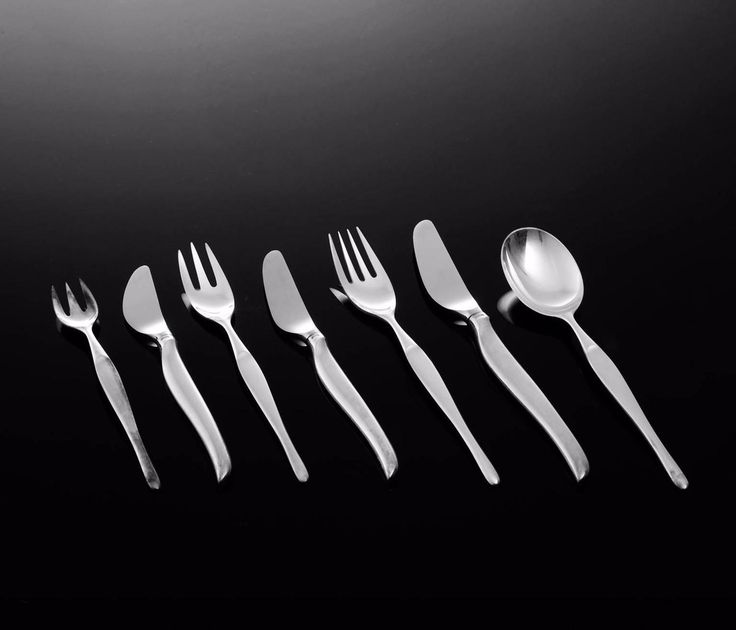 #LG Limitless Design & #Contest Tapio Wirkkala Cutlery Set for Christofle at 1stdibs
