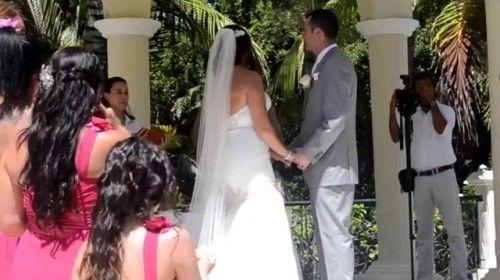 Vanessa & Ricks Destination Wedding  Aug 6th 2015 (Dominican Republic)