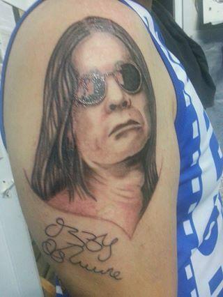 Tattoo ozzy