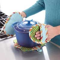 171 Best Sewing Projects Kitchen Textiles Images On Pinterest Ideas And Crafts
