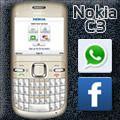 Se que mucha gente que quiere o tiene el WhatsApp instalado en su Nokia C3-00 piensa que les gasta su SALDO, CREDITO, ABONO etc.. por el simple hecho de que la aplicacion siempre esta conectada a internet (aparece la E en la pantalla y en todo momento)...
