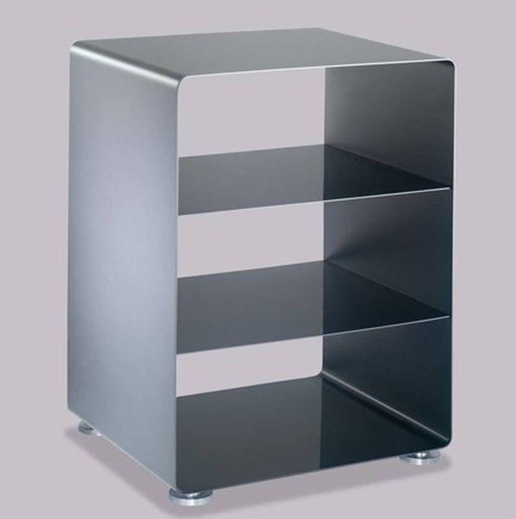 Mobile Line Stereo Cabinet from Muller.